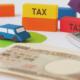 自動車にかかる税金の種類