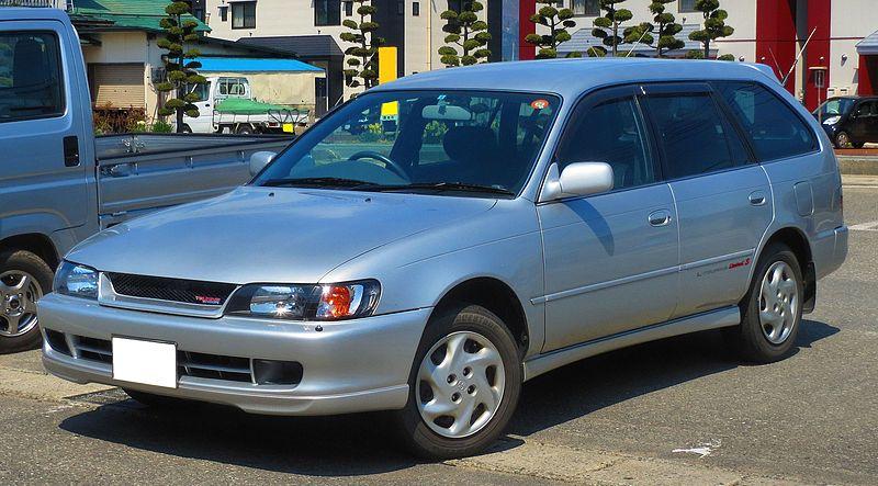 トヨタ・カローラワゴン