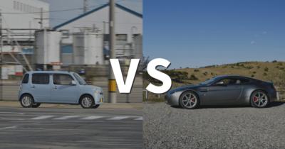 軽自動車と普通車の維持費はどのぐらい違う?燃費や税金、保険で比べてみた